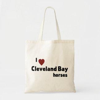 Cleveland-Buchtpferde Tragetasche