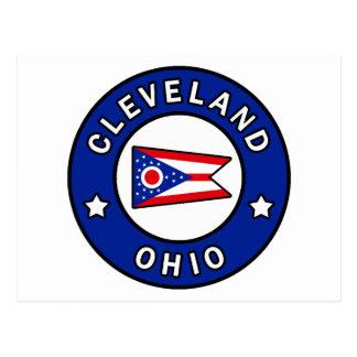 Cleveland Ohio Postkarte