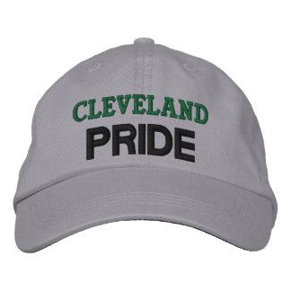Cleveland-Stolz-Kappe Bestickte Kappe