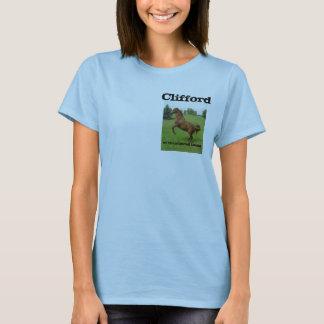 Clifford des Ausflugs des Drummond T-Shirt