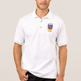 clifford Wappen-Frontentasche Polo Shirt