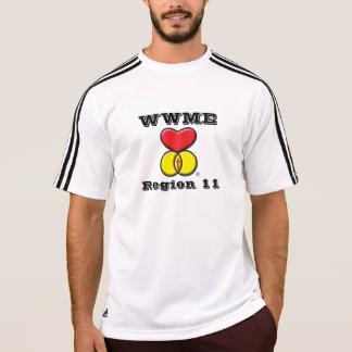 ClimaLite Region 11 das WWME des Priesters T-Shirt