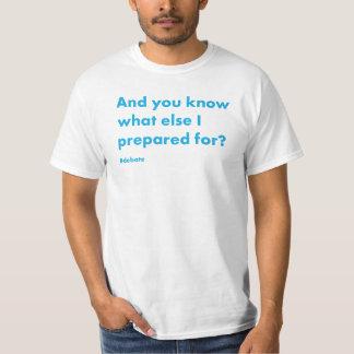 Clinton-Debatten-Zitat 2 T-Shirt
