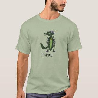Clive das hochnäsige Krokodil, Pimpin - besonders T-Shirt