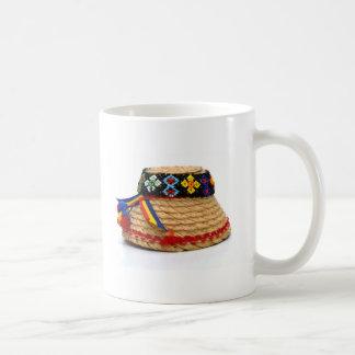 clop traditionellen Hut Kaffeetasse