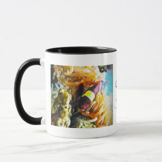 Clown-Fische Tasse