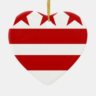 COA_George_Washington. Keramik Ornament