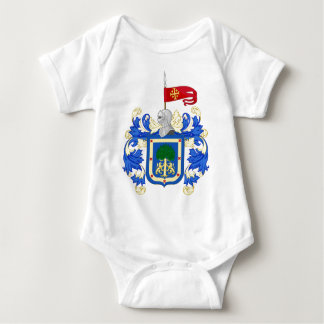 Coat_of_Arms_of_Guadalajara_ (Mexiko) Baby Strampler
