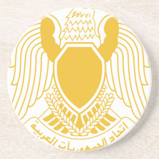 Coat_of_arms_of_the_Federation_of_Arab Getränkeuntersetzer
