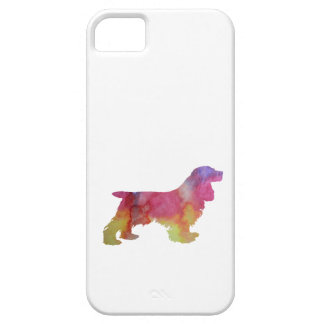 Cocker spaniel iPhone 5 etui