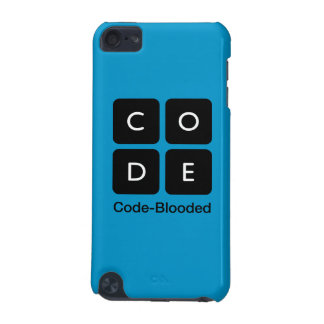 Code-Blooded iPod Touch 5G Hülle