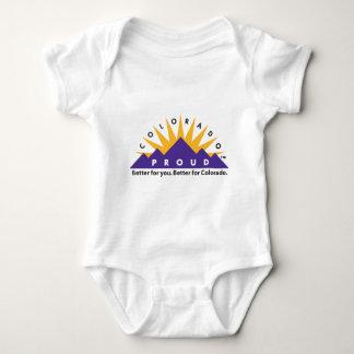 Colorado stolz baby strampler