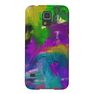 Colorage Digital Malerei-Entwurf Hülle Fürs Galaxy S5
