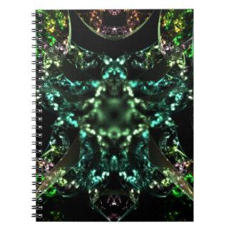 Colorful Nightmare Spiralblöcke
