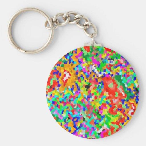 ColorMANIA künstlerisches Schaffen:  Schlüsselband