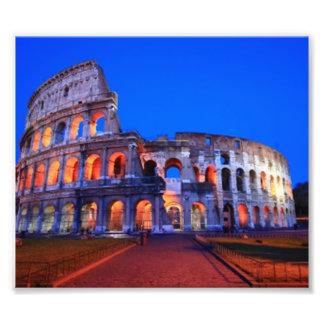 Colosseum Rom Kunst Photo