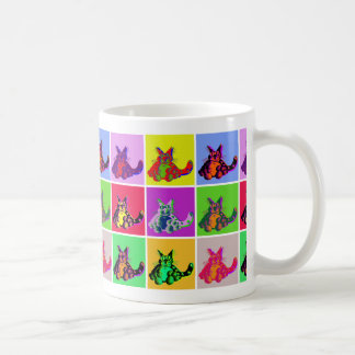 ColourCats Kaffeetasse