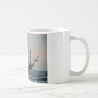 Columbus-Ära-Schiff Tasse