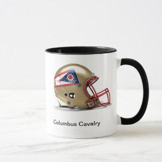 Columbus-Kavallerie-Tasse Tasse
