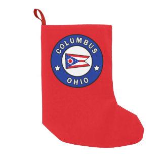 Columbus Ohio Kleiner Weihnachtsstrumpf