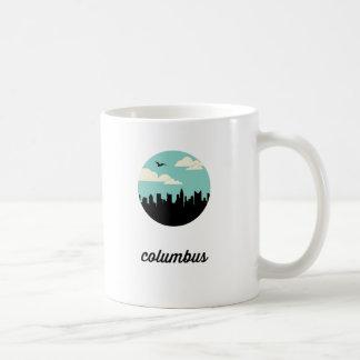 Columbus-Skyline | Columbus Ohio Tasse