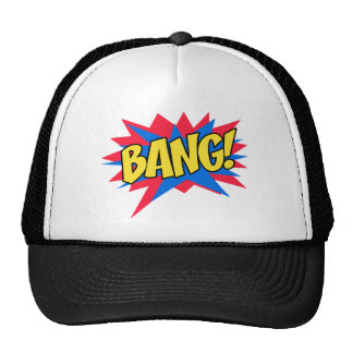 Caps mit Comic-Designs von Zazzle