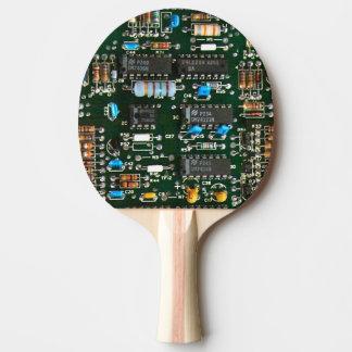 Computer-Elektronik-Leiterplatte Tischtennis Schläger