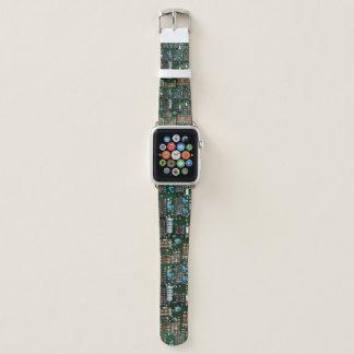 Computer-Leiterplatte Apple Watch Armband