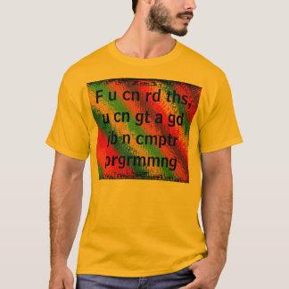 Computer-Programmierung T-Shirt