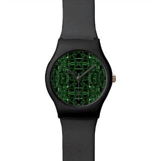 Computerisiert Uhr