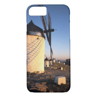 Consuegra, La Mancha, Spanien, Windmühlen iPhone 8/7 Hülle