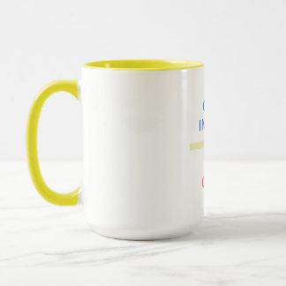 Cool auf dem Internet - sogar cooleres IRL (Tasse) Tasse