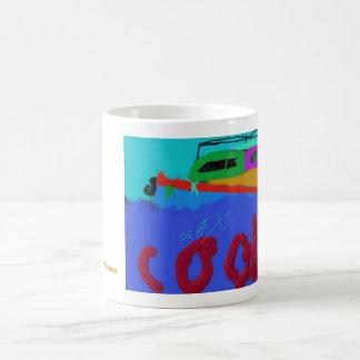 """""""Cool"""" durch Cameron Madsen Kaffeetasse"""