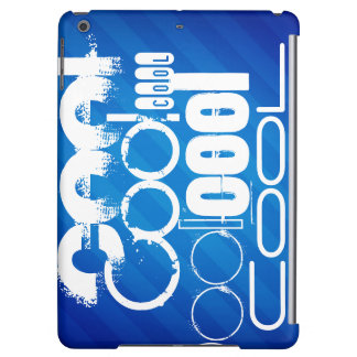 Cool; Königsblau-Streifen