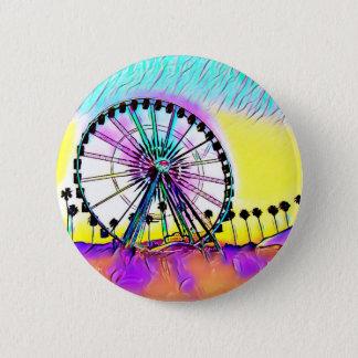 cool runder button 5,7 cm