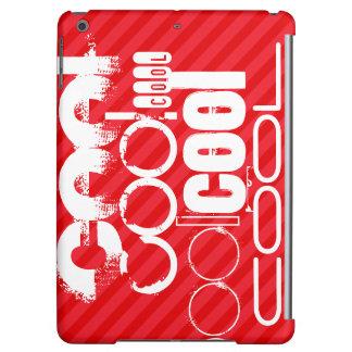 Cool; Scharlachrot Rot-Streifen-