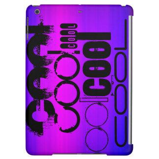Cool; Vibrierendes violettes Blaues und magentarot