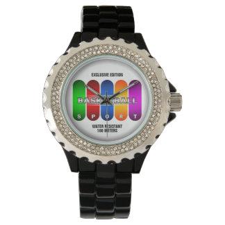 Coole Basketball-Sport-Uhr (mehrfache Modelle) Uhr