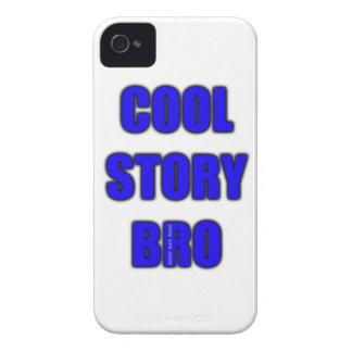 Coole Geschichte Bro Case-Mate iPhone 4 Hülle