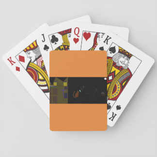 coole Halloween-Pokerkarten Spielkarten