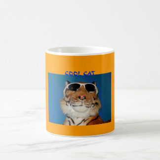 """Coole Katze "" Tasse"