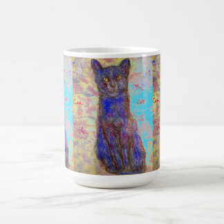Coole Katze Tasse
