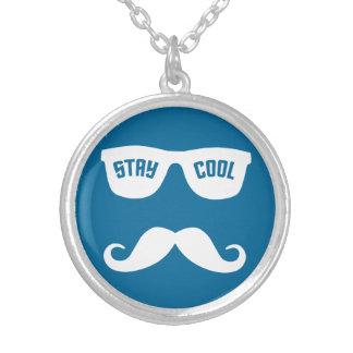 COOLE kundenspezifische Halskette des AUFENTHALTS