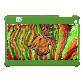 coole Kunst der Rotwild iPad Mini Hülle