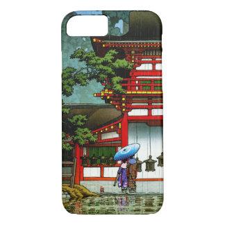 Coole orientalische japanische klassische iPhone 7 hülle