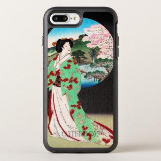 Coole orientalische japanische klassische OtterBox symmetry iPhone 8 plus/7 plus hülle