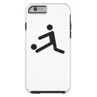 Coole Sportikone des FUSSBALLS | Tough iPhone 6 Hülle