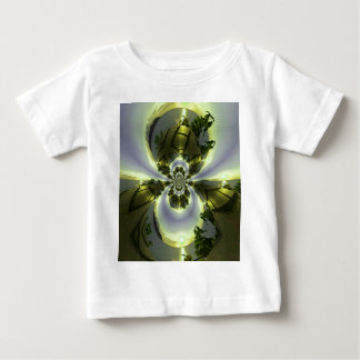 Coole Surreal Fantasie abstrakt Baby T-shirt