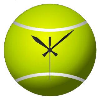 Coole Tennis-Uhr #2 Wanduhren