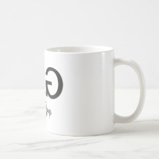 Coole Typ-Tasse Tasse